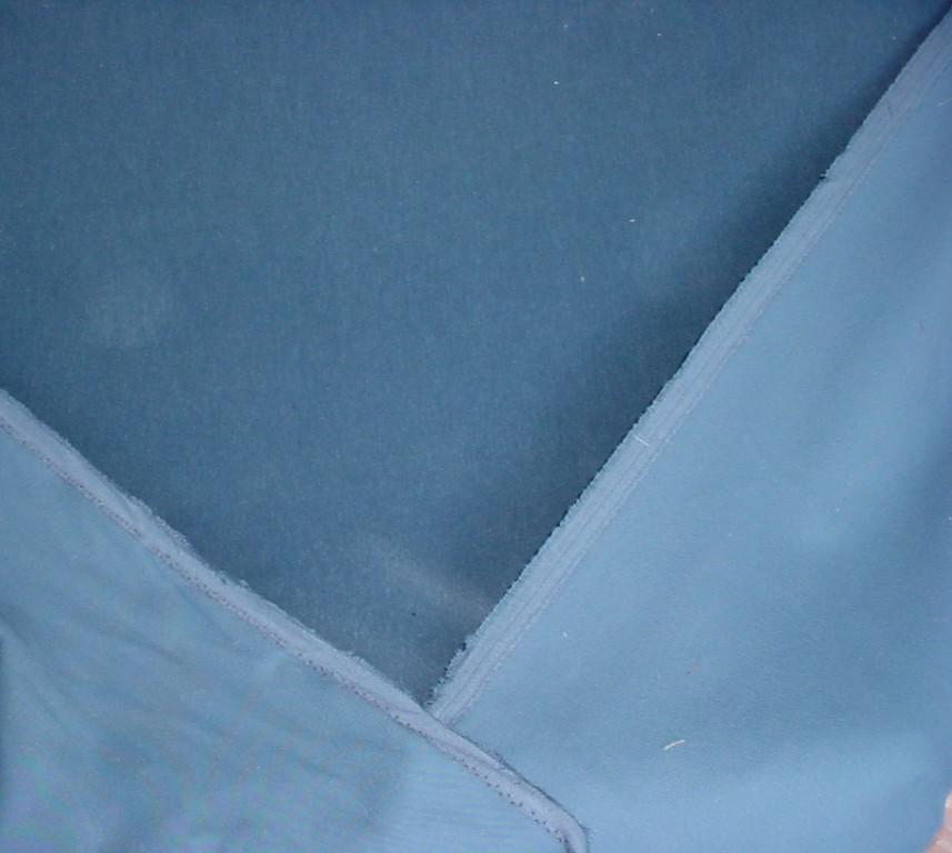 7y Kravet Royal Blue Mohair Velvet Upholstery Fabric Ebay